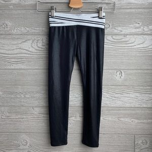 More Than Magic shimmer leggings size XS(4/5)